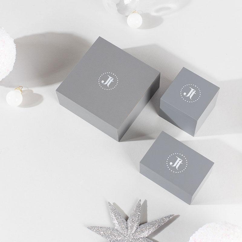 Jacks Turner Christmas jewellery Gift Boxes Bristol UK
